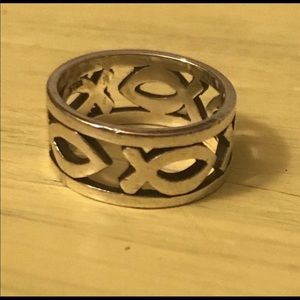 James Avery ichthus ring